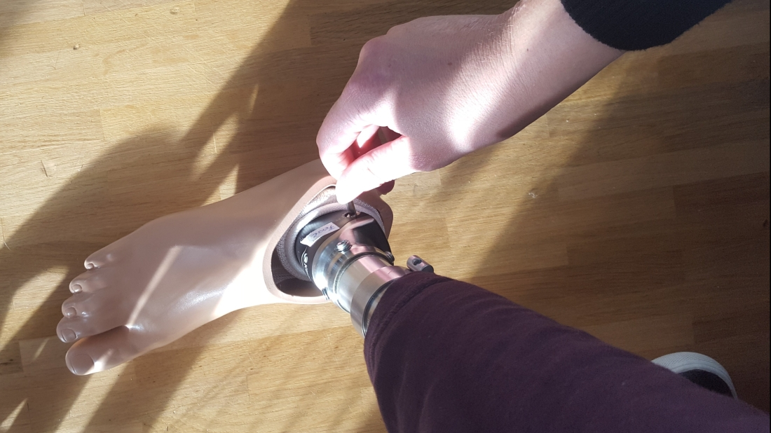 Beinprothese Unterschenkel