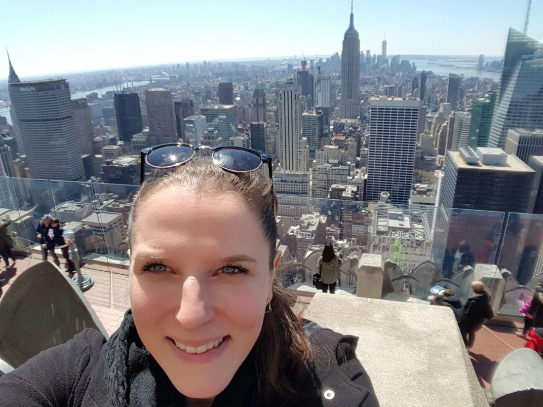 Reisen mit Beinprothesen NYC