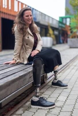 Perspektivenwechsel mit Prothesen
